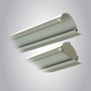 Perfil Luz Indirecta A0086-25