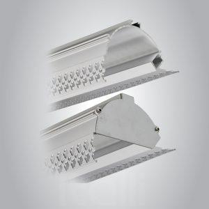 Perfil Luz Indirecta A0088-25